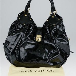 Authentic Louis Vuitton XL Mahina limited edition